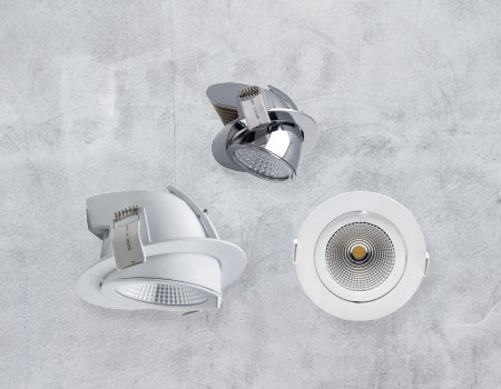 Luminzo LED Lights - Scoop Downlight (LZ-DL-04)